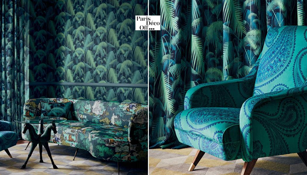 Cole & Son Tejido de decoración para asientos Telas decorativas Tejidos Cortinas Pasamanería  |