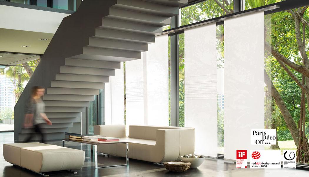 interstil Riel para panel japonés Varillas de cortinas & accesorios Tejidos Cortinas Pasamanería  |