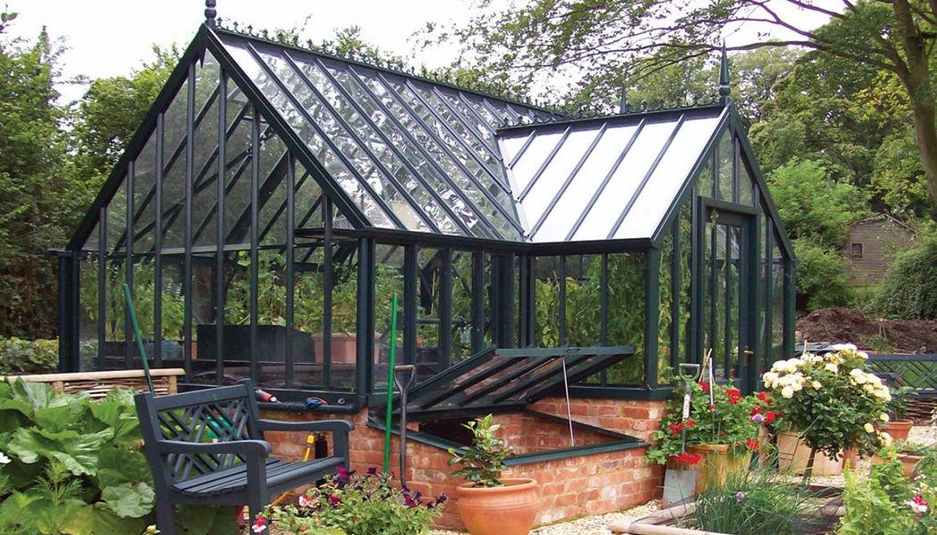 Alitex Invernadero Invernaderos Jardín Cobertizos Verjas... Jardín-Piscina | Clásico