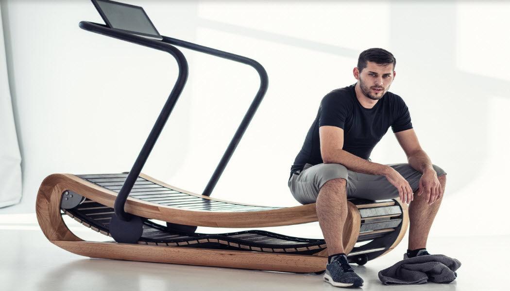 WaterRower Cinta para correr Máquinas de gimnasia varias Fitness Dormitorio | Design Contemporáneo