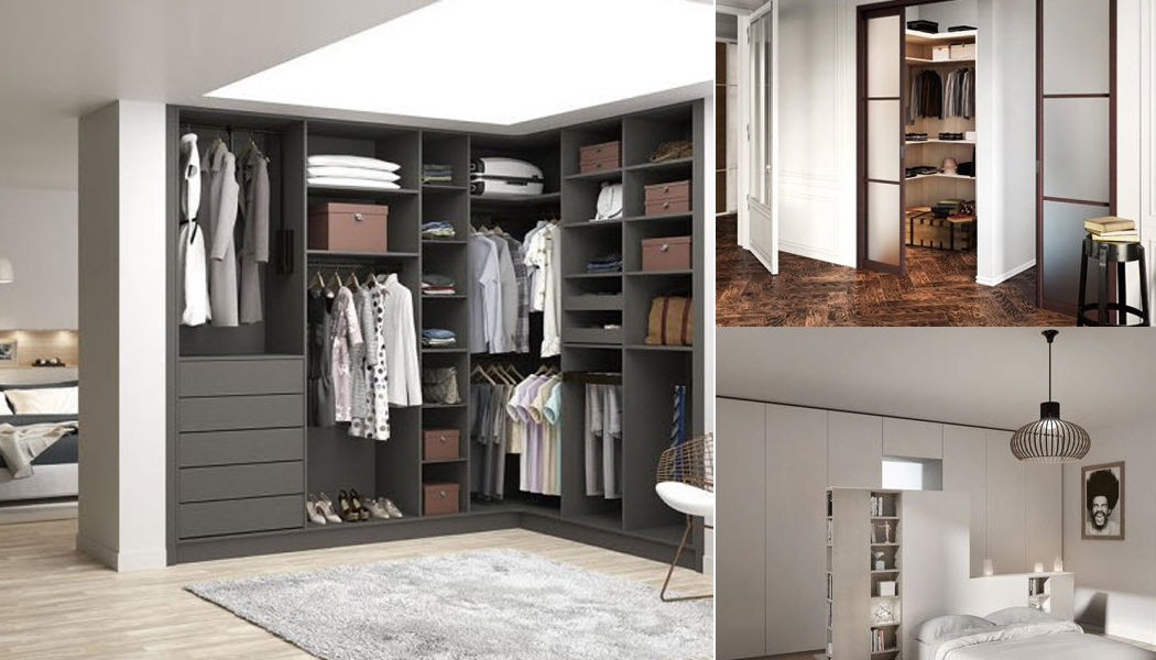 Sogal Vestidor Prendas de vestir Vestidor y Accesorios Dormitorio | Design Contemporáneo