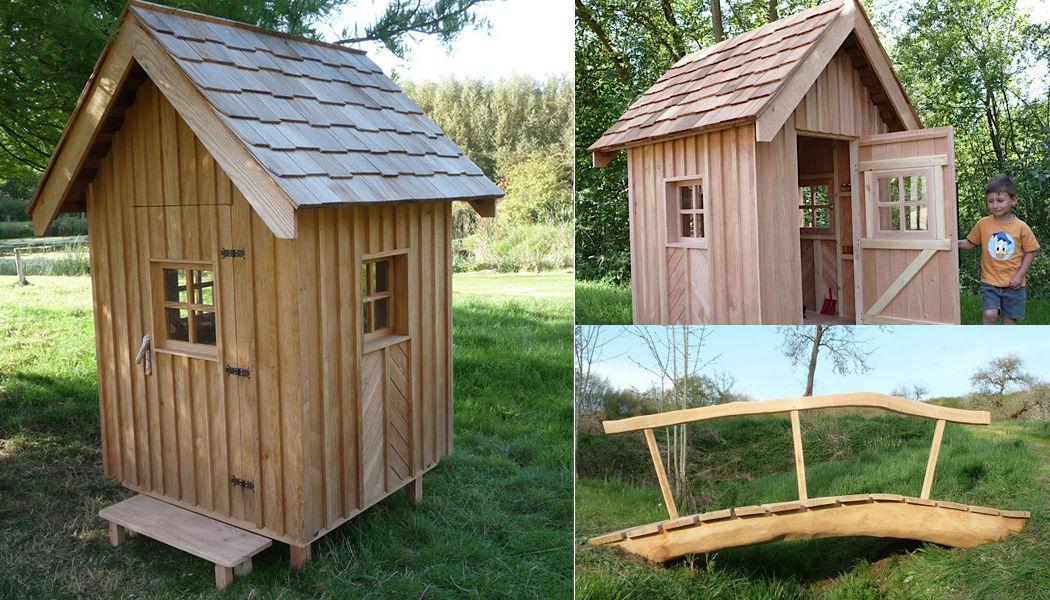 Atelier Du Rivage Cabaña niño Juegos al aire libre Juegos y Juguetes  |