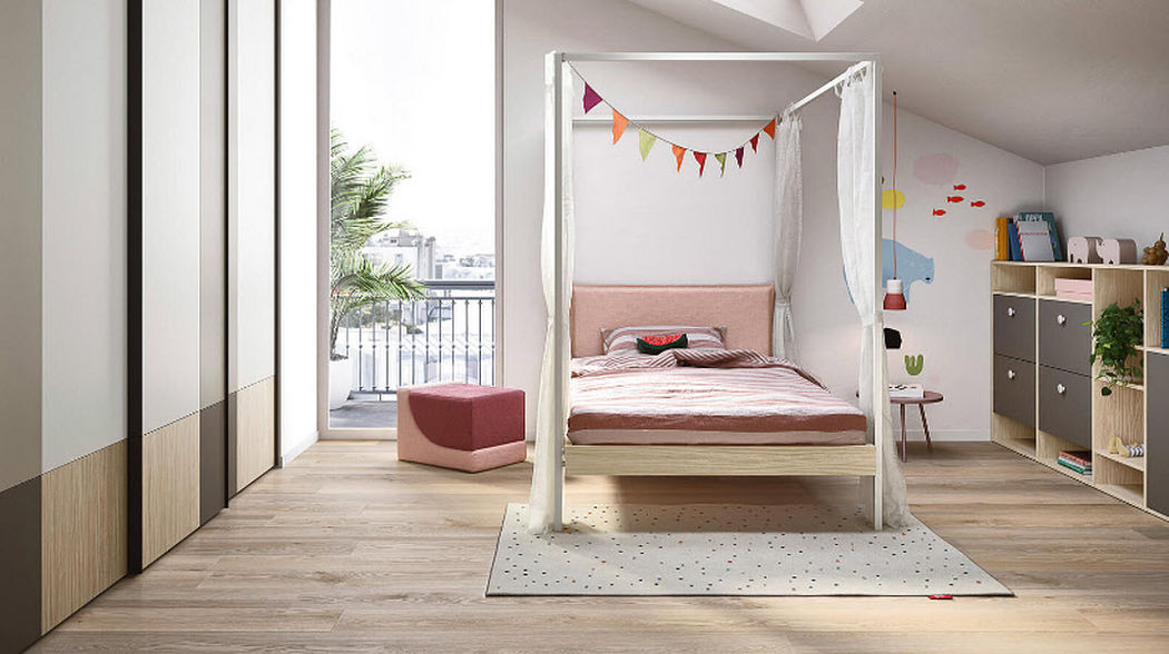 HAPPY HOURS Habitación adolescente 15-18 años Dormitorio infantil El mundo del niño  |