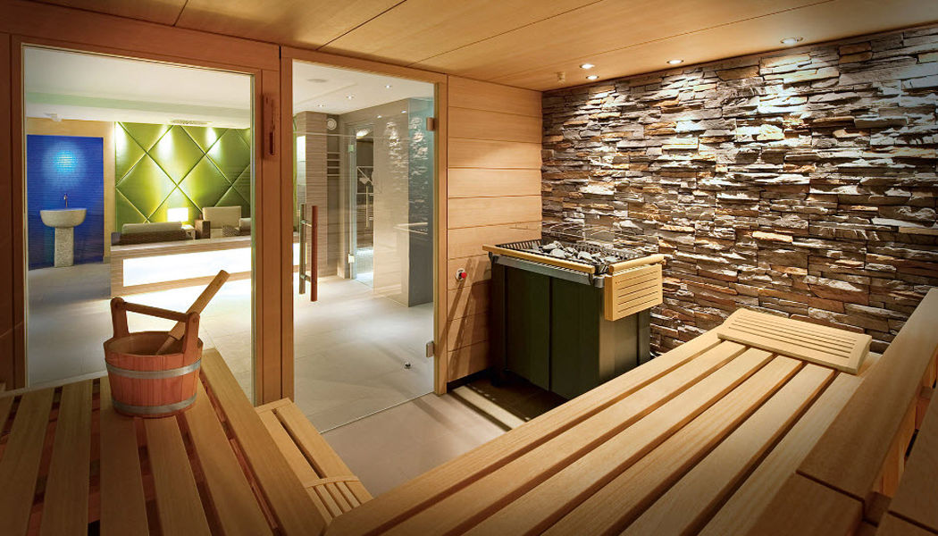 GUNCAST SWIMMING POOLS Sauna Sauna & hammam Baño Sanitarios  |