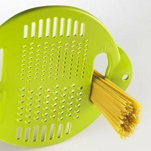 Calibrador de espaguetis