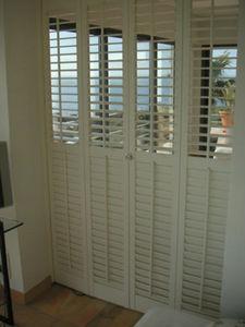 Panel separador de habitaciiones