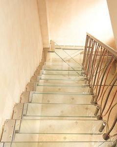 Inox.fr Rampa de escalera