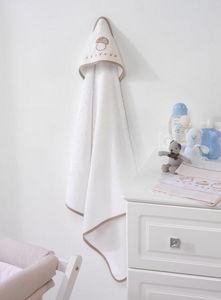 Capa toalla para bebé