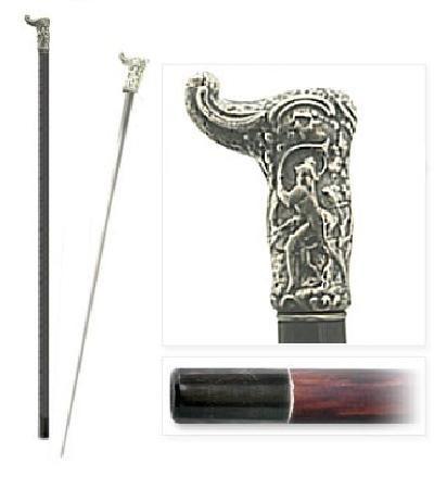 Compras de Shui. Baston-Espada-Laguiole-Actiforge-Arts-Decoratifs