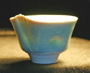 AGIR  Céramique -  - Copa Decorativa