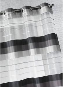 HOMEMAISON.COM - voilage en organza aux rayures horizontales - Visillo
