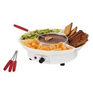 Delta - fondue àchocolat électrique - Set Para Fondue De Chocolate