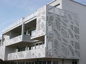 BRUAG - INNOVATION FOR ARCHITECTURE -  - Paramento Pared Exterior
