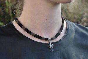 MADE IN MARINIERE -  - Collar