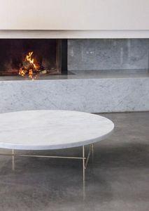 APARENTMENT - marbelous coffee table - Mesa De Centro Redonda