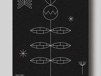Beware - bw1 - Cuadro Decorativo