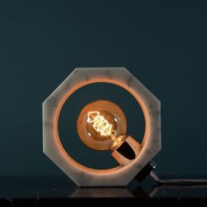 MATLIGHT Milano - octagon - Lámpara De Sobremesa