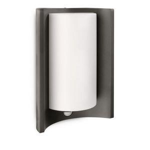 Philips - lampe jardin détecteur meander ir h27 cm ip44 - Aplique De Exterior