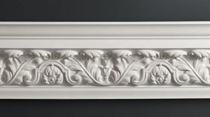 Stevensons Of Norwich - large acanthus - Cornisa