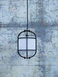 ASSEMBLAGE M - curiosité- - Lámpara Colgante