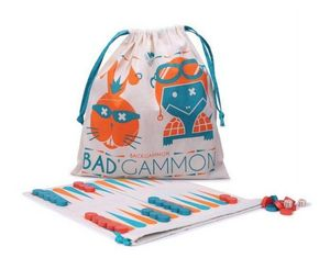 LES JOUETS LIBRES - bad'gammon - Backgammon