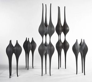 NADÈGE MOUYSSINAT - nuria - Escultura