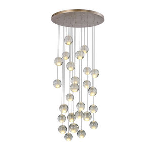 ALAN MIZRAHI LIGHTING - am6808 bocci shower - Araña
