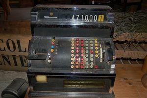 Décoantiq -  - Caja Registradora