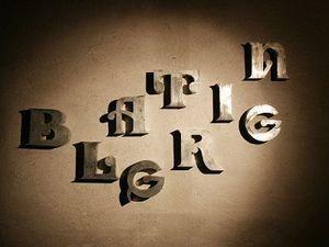 Au Réveil du Temps -  - Letra Decorativa