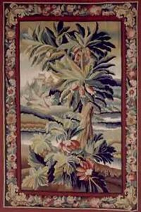 French Accents Rugs & Tapestries -  - Tapiz Antiguo