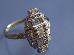Bijouterie Bottazzi Blondeel PARIS -  - Anillo