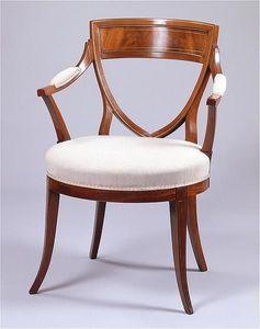 ANTOINE CHENEVIERE FINE ARTS - austrian dining chairs - Silla