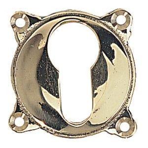 FERRURES ET PATINES - entree de clef en bronze - trou de cylindre - pour - Entrada De Llave