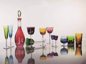 Cristallerie de Montbronn - sirius - Servicio De Vasos