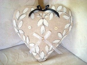 Déco à Coeur -  - Cojín Con Forma Original