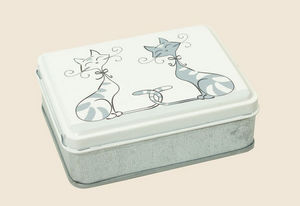 FAYE -  - Caja Metal
