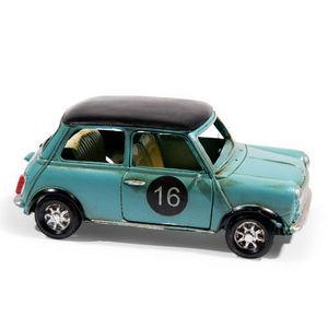 MAISONS DU MONDE - voiture anglaise ciel - Coche Miniatura