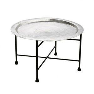 MAISONS DU MONDE - table basse aladin - Mesa De Centro Con Bandeja