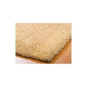 LUSOTUFO - tapis design lumy beige - Alfombra Shaggy
