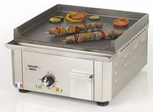 Roller Grill - plancha électrique 40cm avec plaque en fonte - Plancha