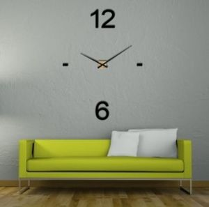 HEURE CREATION - minima - Reloj De Pared