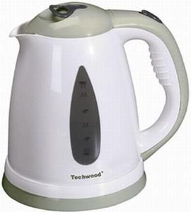 TECHWOOD - techwood - bouilloire sans fil 1,7 litres base 360 - Hervidor