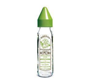 DBB REMOND - biberon vintage vert avec ttine nouveau n (240 ml) - Biberón