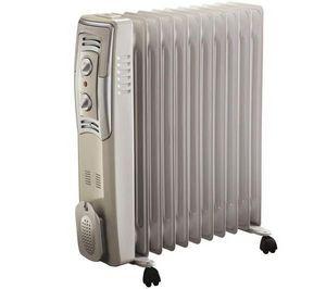 BIONAIRE - radiateur bain d'huile boh2503-i - Radiador Eléctrico