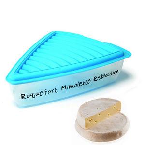 WHITE LABEL - boite à fromage - Caja Para Conservación