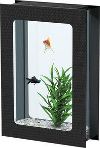 ZOLUX - aquarium aqua nano sérigraphié 11 litres 32.5x11x4 - Acuario