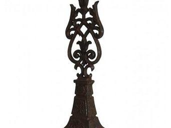 L'HERITIER DU TEMPS - cale porte en fonte 34.5cm - Calza De Puerta