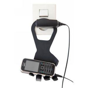 INVOTIS - porte portable main noir - Porta Móvil Para Mesa