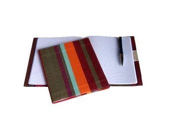 Les Toiles Du Soleil - collioure rouge - Cuaderno