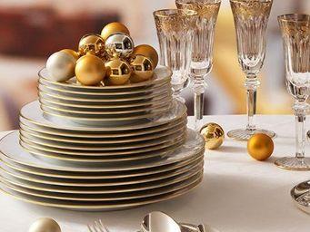 Christofle -  - Vajilla Para Navidad Y Fiestas